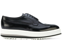 exaggerated sole derbies