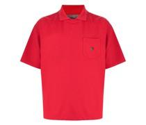 Frat Poloshirt mit Brusttasche