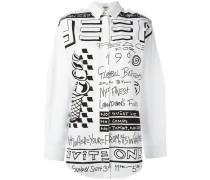 - Hemd mit Print - women - Baumwolle - 38