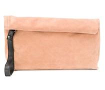 Handtasche aus Wildleder