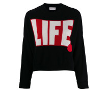 'Life' Pullover