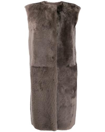 Langer Oversized-Mantel