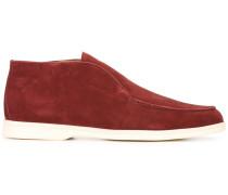 Loafer mit Ziernähten - men - Leder/Calf