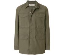 concealed multi pocket jacket
