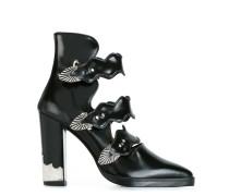 - Stiefel mit Schnallen - women - Leder - 39