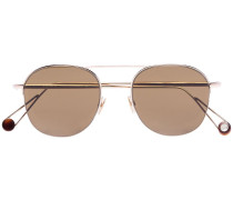 22kt vergoldete 'Saint Sulpice' Sonnenbrille