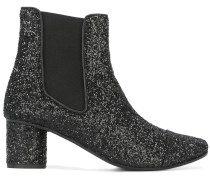 'Anita' Stiefel mit Glitzerapplikation