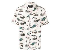 "Hemd mit ""Classic Car""-Print"