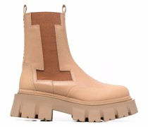 Chelsea-Boots mit Cut-Outs