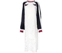 'Sukajan' Kleid mit Spitze