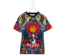 - 'SS Tatoo' T-Shirt - kids - Baumwolle - 8 J.