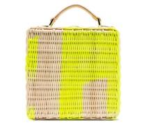 Strukturierte Box-Bag