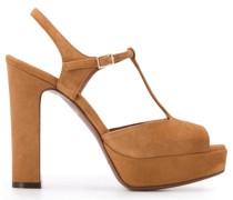Sandalen mit dicker Sohle
