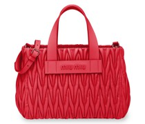 Handtasche aus Matelassé-Leder