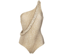 one shoulder swimsuit - women