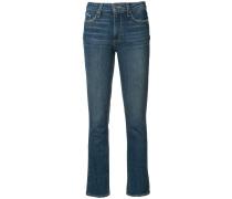 Cropped-Jeans mit Stone-Wash-Effekt - women