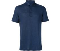Klassisches Leinen-Poloshirt - men