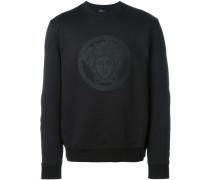 Sweatshirt mit Medusa-Motiv