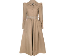 compact belted dress