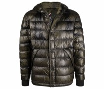 feather down-padded jacket