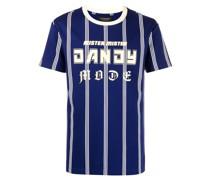 Gestreiftes Dandy Mode T-Shirt