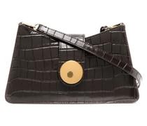 Tasche mit Kroko-Effekt