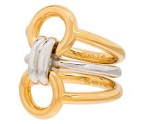 Dreifacher 'Tryptich' Ring