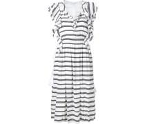 'San Rafael' Kleid mit gerüschten Details