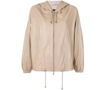 - hooded jacket - women