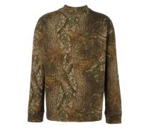 - 'Season 3' Sweatshirt mit Wald-Print - men