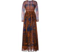 Kleid mit Giraffen-Motiv