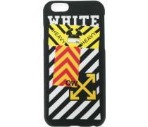 'Diagonal Sticker' iPhone 6-Hülle
