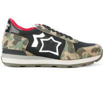 'Gemma' Sneakers mit Camouflage-Print