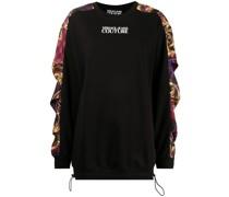 Sweatshirt mit Schottenkaro