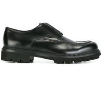 Derby-Schuhe mit sichtbaren Nähten - men