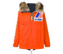 K-Way pull-over wind breaker jacket