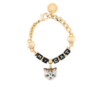 My Cat chain bracelet
