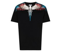 "T-Shirt mit ""Wings""-Print"