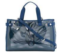 Perforierte Handtasche - women - Kunststoff