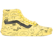 'Snoopy' High-Top-Sneakers