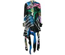 """Kleid mit """"Foxglove""""-Print"""