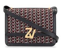 'Initiale Monogram' Handtasche