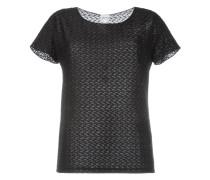 Texturiertes T-Shirt