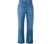 'Rockstud' Boyfriend-Jeans - women