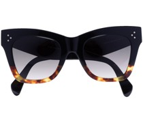 'Havana' Cat-Eye-Sonnenbrille