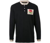 'Stoke Rose' Poloshirt