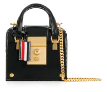 Mrs. Thom Tiny with Chain Shoulder Strap in Calf Leather
