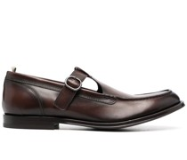 Barry Loafer mit Cut-Outs