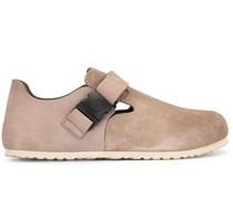 'London' Schuhe mit Schnallenriemen