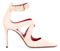 Schuhe mit überkreuzten Riemen - women